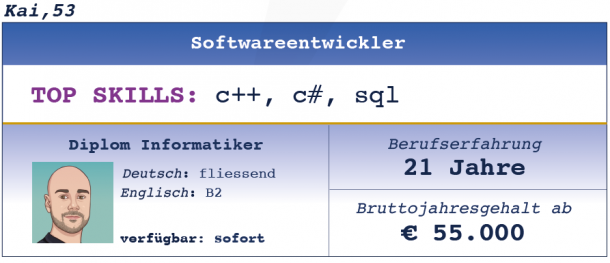 Softwareentwickler